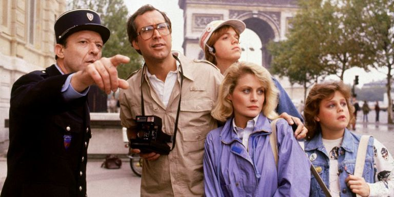 You Have To See What The Cast Of National Lampoons European - European vacation