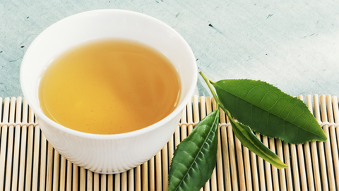 when to drink weight loss tea