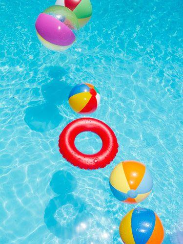 Fun, Fluid, Colorfulness, Aqua, Ball, Swimming pool, Inflatable, Azure, Majorelle blue, Ball,