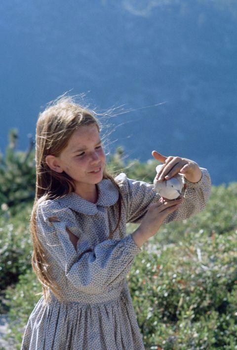 Melissa Gilbert on Little House on the Prairie