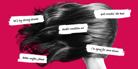 The Best Hair Hacks Of All Time Hair Tips