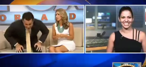News Anchor Storms Off On Live TV Because He's Tired Of Talking About The Kardashians