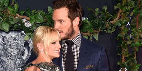 There's no denying that Anna Faris and Chris Pratt are total relationship goals, but - like every celebrity couple ever - they've been the targets of false cheating claims.
