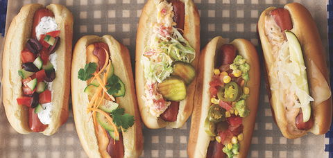 14 Hot Dog Ideas That Will Basically Blow Your Mind