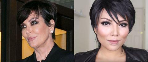Nose, Lip, Cheek, Hairstyle, Skin, Chin, Eyelash, Forehead, Eyebrow, Earrings,