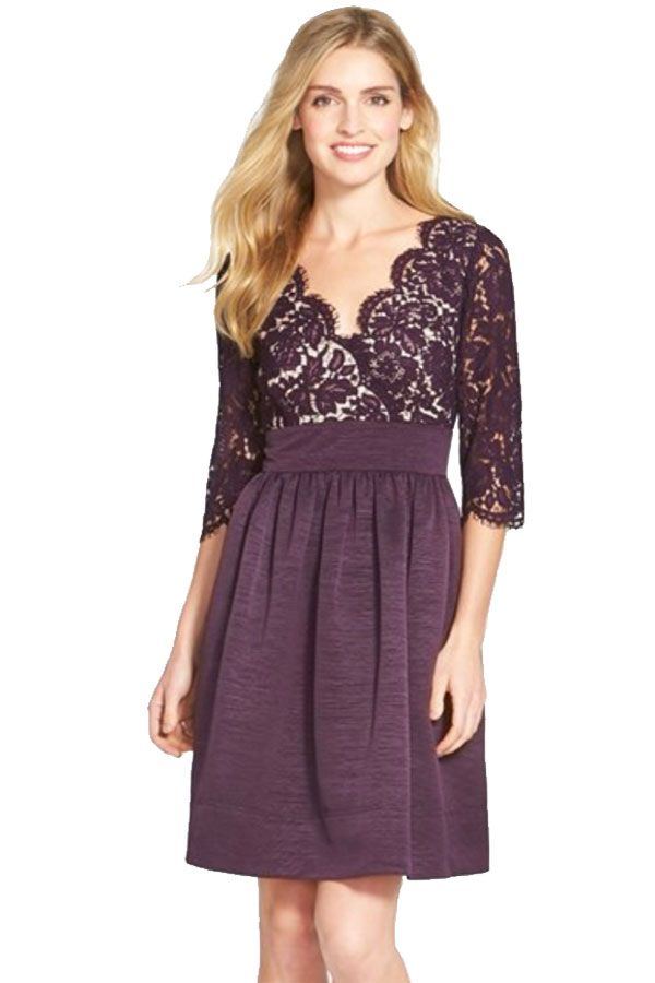 50 Dresses with Sleeves for Fall - Best Arm-Flattering Dresses