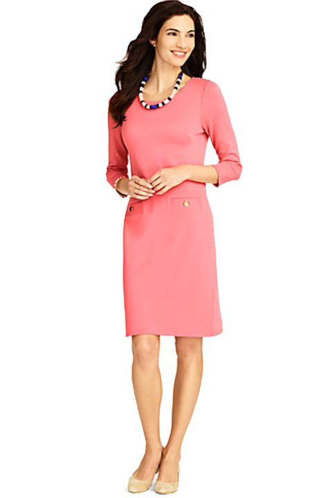 cede68b2 50 Dresses with Sleeves for Fall - Best Arm-Flattering Dresses