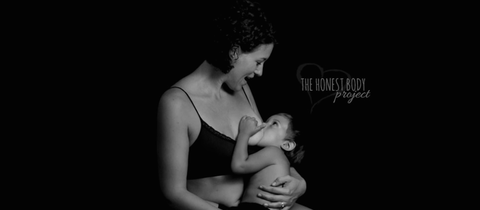 Photographer Creates Striking Photo Project Of Moms Breast-feeding Their Children As Old As Five