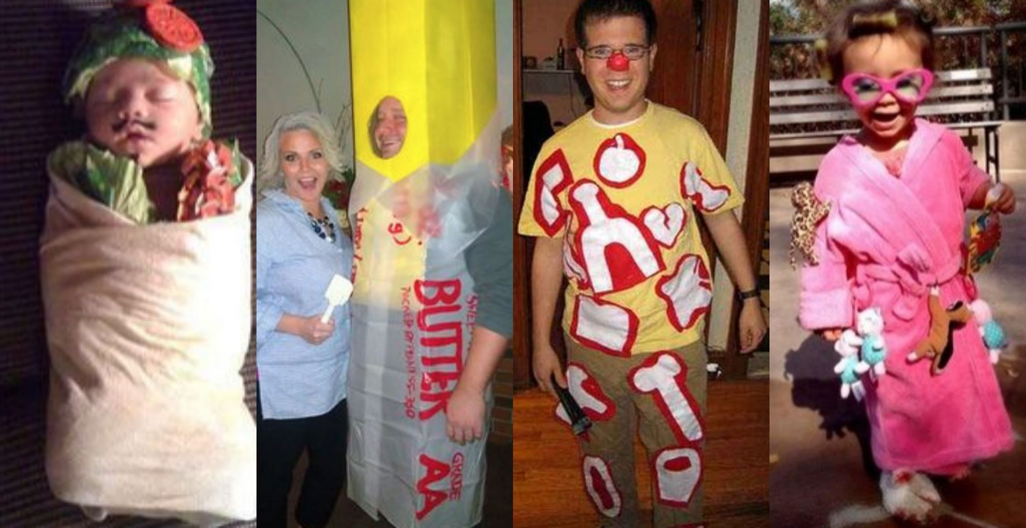 21 Halloween Costumes That Will Crack Everyone Up - Hilarious Halloween Costume Ideas  sc 1 st  Redbook & 21 Halloween Costumes That Will Crack Everyone Up - Hilarious ...