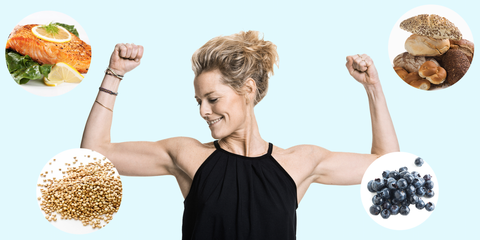 9 Easy Diet Fixes To Get The Lean Arms You've Always Dreamed Of