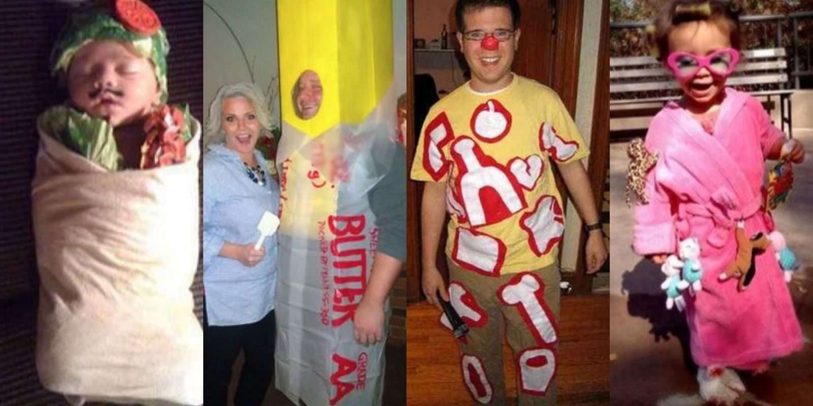 21 Halloween Costumes That Will Crack Everyone Up