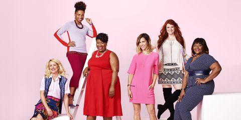 Real Women Style Award Winners