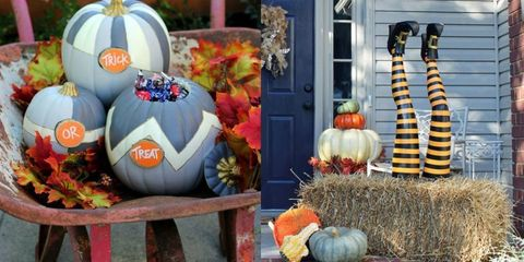 10 Easy D.I.Y. Projects To Majorly Up Your Halloween Decor This Year