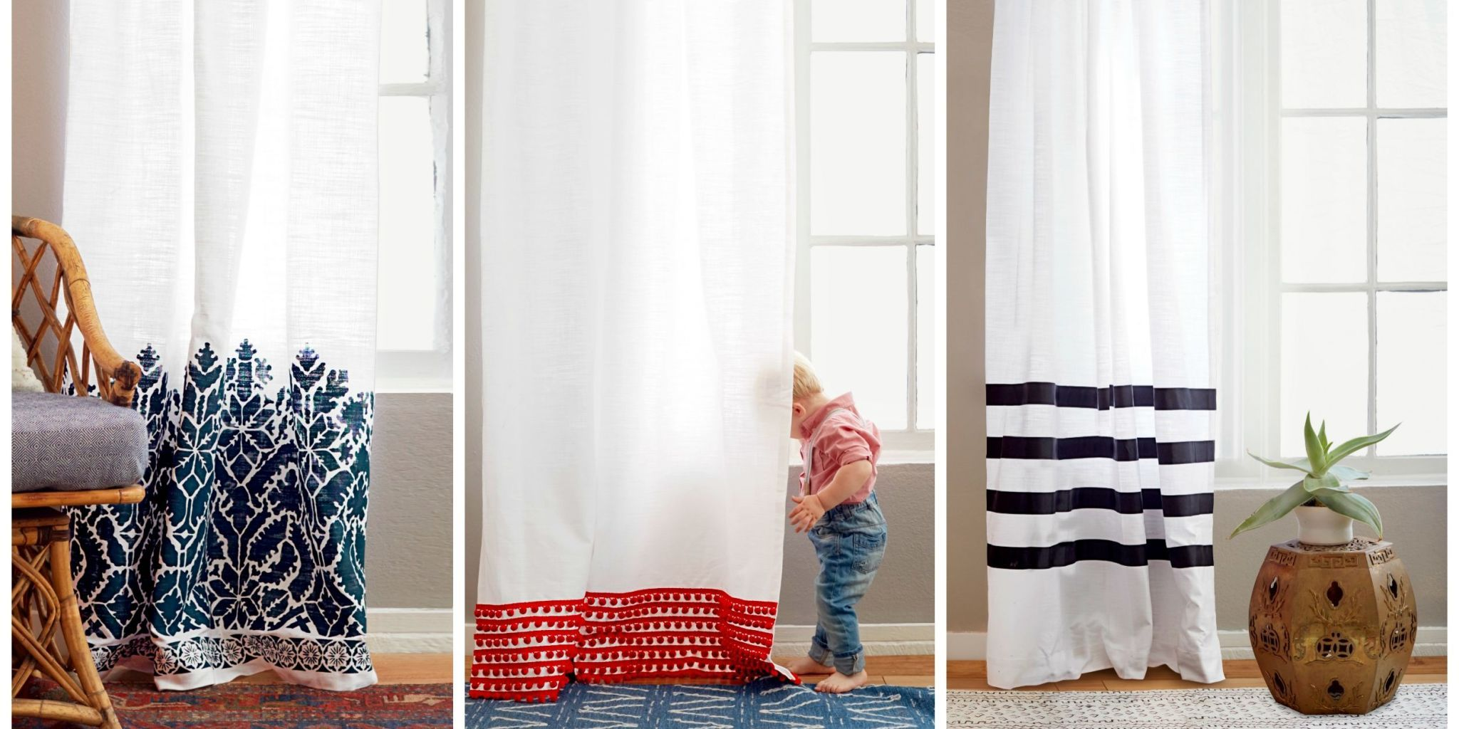 By Emily Henderson · DIY Curtains