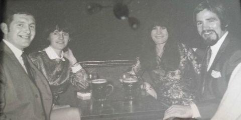 Ann Munson and friends