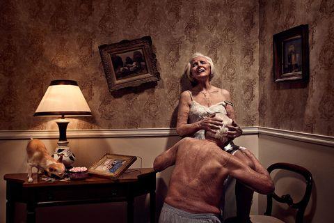 Jean Maleks photo proves old people having sex is beautiful