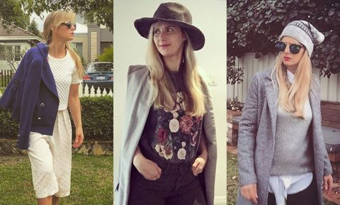 Mom Fighting Cancer Shares Her Bad Ass Chemo Outfits On Instagram