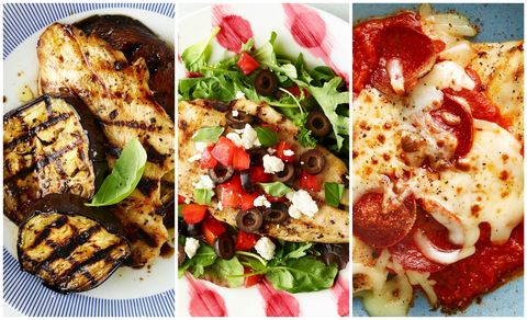 Hungry Girl chicken recipes