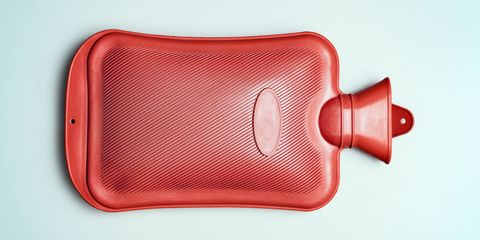 Red, Orange, Peach, Bag, Coquelicot,