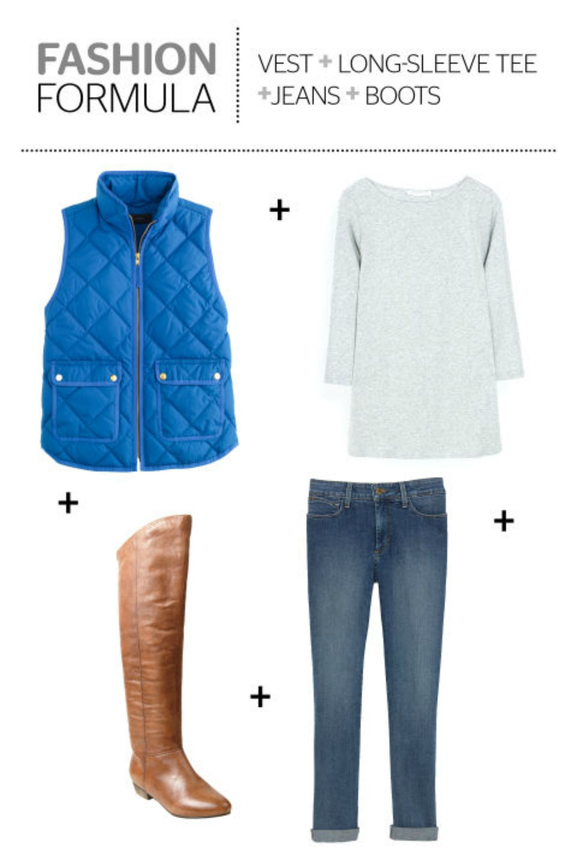 The best fall fashion outfits you need in your closet now.