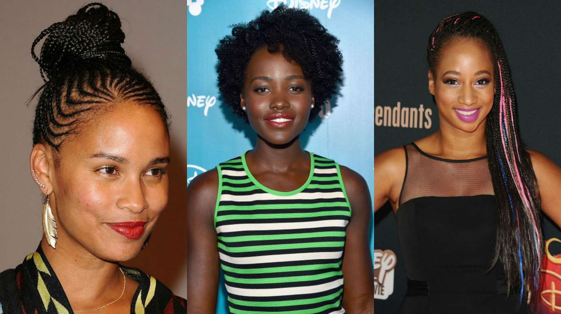 14 Easy Natural Hairstyles Best Hairstyles For Black Women