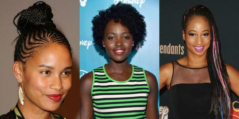 14 Easy Natural Hairstyles - Best Hairstyles for Black Women
