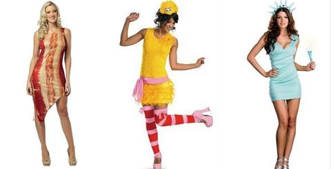 17 Sexy Halloween Costumes That Are Anything But