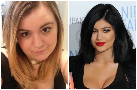 Kylie Jenner makeover