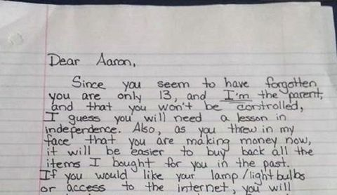 """Woman Who Wrote Viral """"Tough Love"""" Letter Responds To Mom Shamers In The Most Epic Way"""
