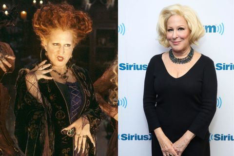 Bette Midler in Hocus Pocus