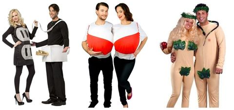 15 Couple Costumes That Just Might Make You Wish You Were Consciously Uncoupling Right Now