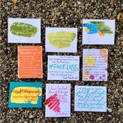 Jessica Zucker's pregnancy loss cards
