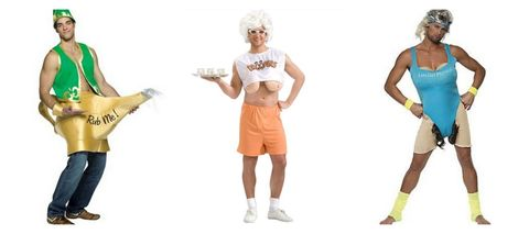 15 Halloween Costumes For Men That Will Make You Face Palm 'Til It Hurts (NSFW)