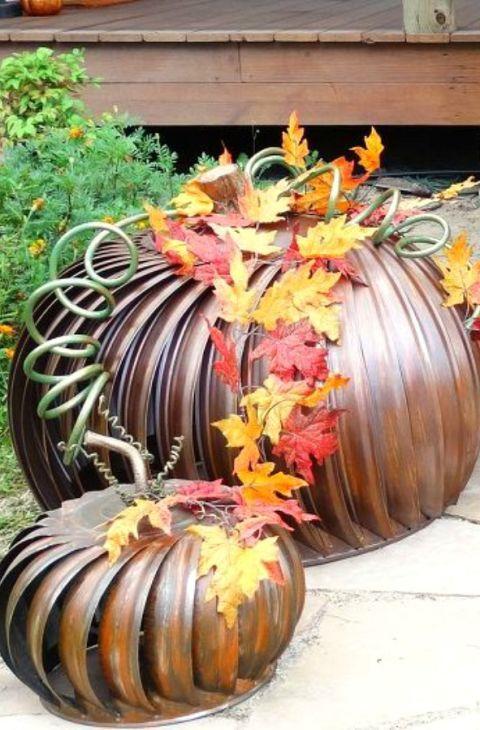 20 Cool Diy Pumpkin Decorations Homemade Pumpkin Crafts