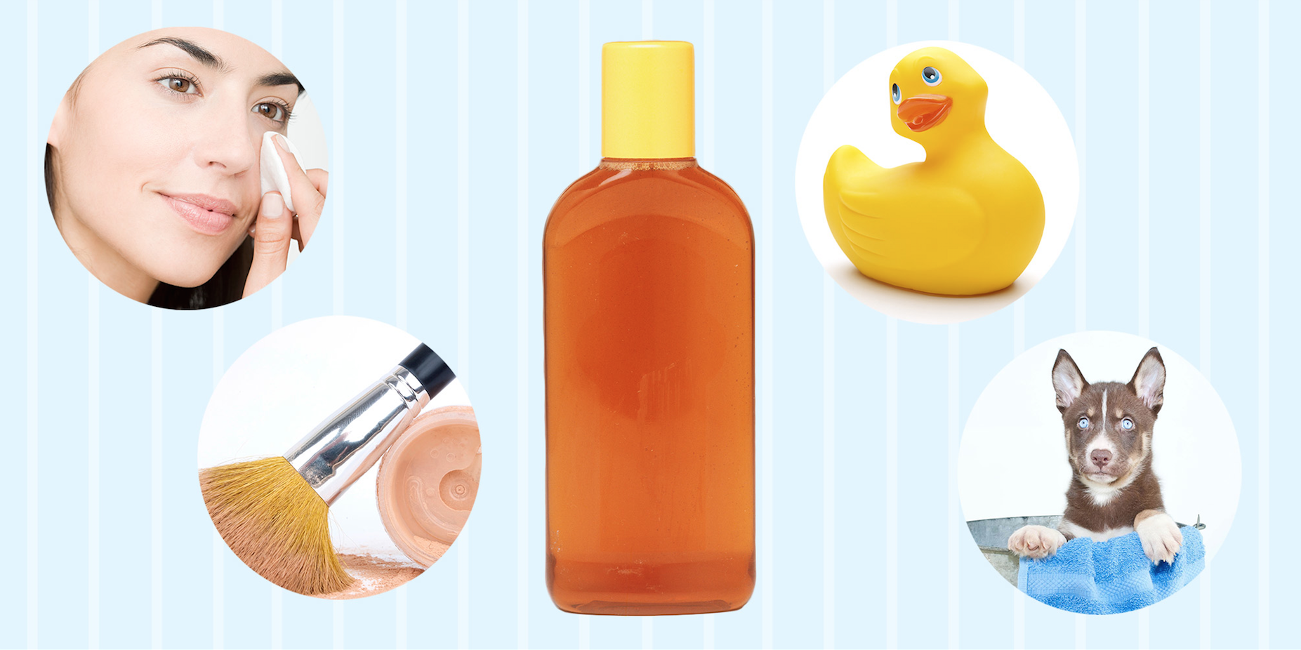 7 Genius Everyday Uses For Baby Shampoo