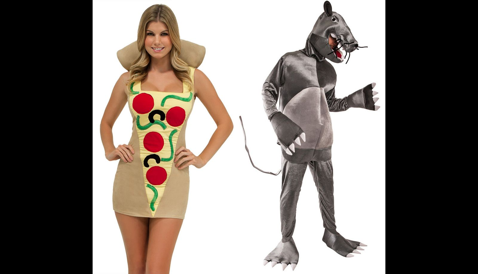 top couples costumes 2015 - pop culture influenced couples costumes