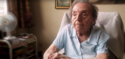 Oldest Living Holocaust Survivor Shares A Wise Message We All Need To Hear