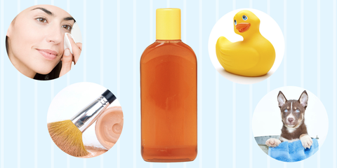6 Genius Everyday Uses For Baby Shampoo That You've Never Thought Of