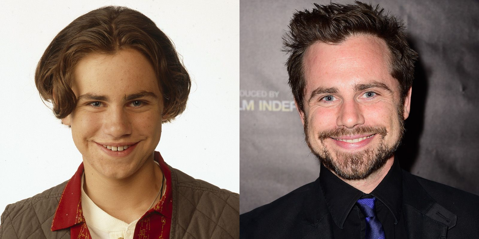 """<p>As Cory's best friend Shawn Hunter, Rider Strong has also returned with guest appearances on <em>Girl Meets World.</em> Post-<em>Boy Meets World</em><span class=""""redactor-invisible-space"""">, the actor graduated from Columbia University, got an MFA in fiction and literature, then wrote short stories and poems (that got published in literary journals! So he's legit). He writes and directs films alongside his brother Shiloh in a production company called Strong Brothers Magic Show.</span></p>"""