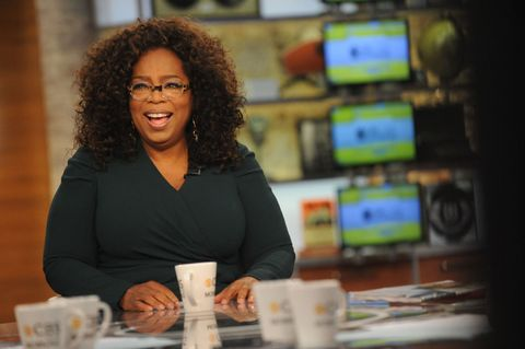 In Today's Drama, Oprah Was Ambushed By a Man Claiming To Be Her
