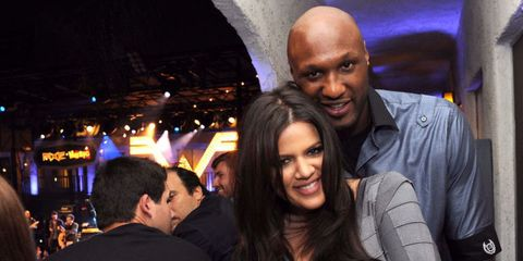 Khloé Kardashian Is Not Getting Back Together with Lamar, Even Though They Called Off the Divorce