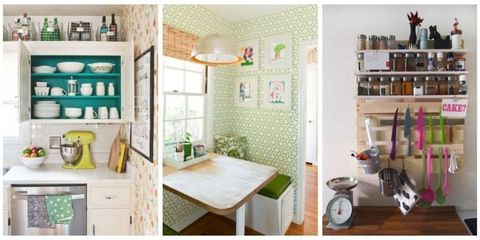 Green, Room, Interior design, Interior design, Furniture, Shelving, Countertop, Shelf, Home, Turquoise,