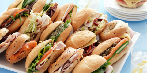 Daytime, Food, Sandwich, Finger food, Baked goods, Ingredient, Breakfast, Snack, Fast food, Dish,