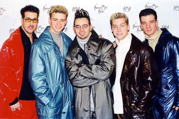 Where Are They Now What 90s Boy Bands Look Like Now