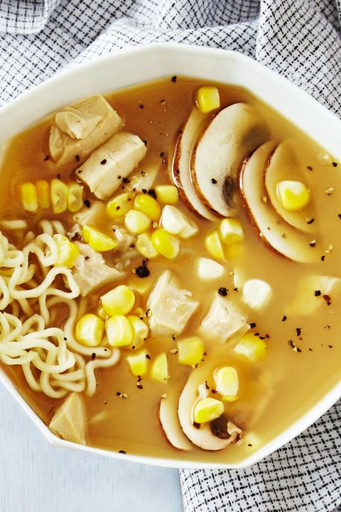 Healthy noodle soup recipes