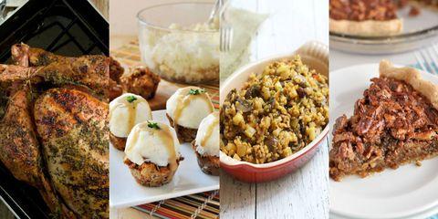 20 Gluten-Free Thanksgiving Recipes - Gluten-Free Thanksgiving Stuffing, Turkey, And Pie