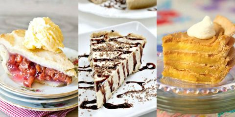50 Insane Pie Recipes You're Going to Want to Save Room For