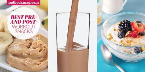 The Best Pre- and Post- Workout Snacks