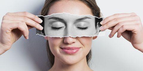 Anti-aging eyes