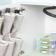Product, Household supply, Plastic, Machine, Brush, Shelving, Personal care, Cylinder, Shelf, Plastic bottle,